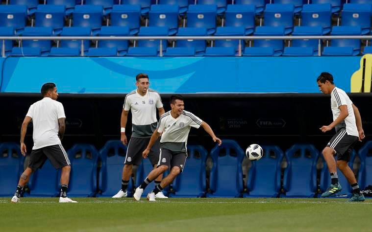 Javier Hernández dreaming of 'the impossible' at World Cup