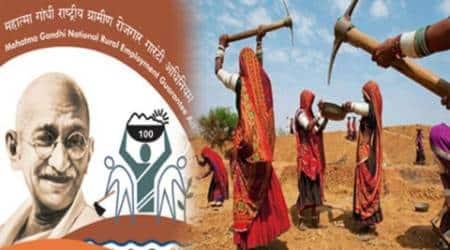 In apex body of NREGA, members of spiritual groups, RSS weekly editor