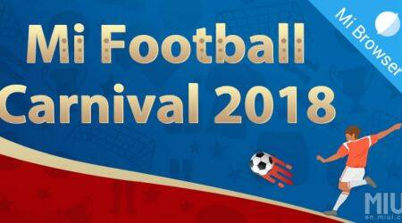 Xiaomi Mi Football Carnival 2018: How to get Redmi Note 5 Pro, Mi Band 2, Mi Power Bank for free