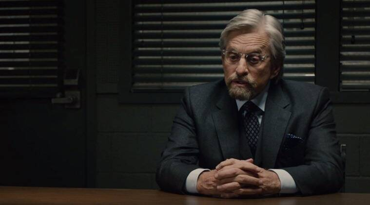 michael douglas wants to play younger hank pym in antman prequel