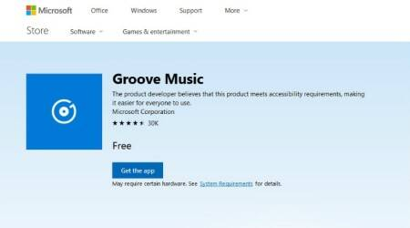 Microsoft, Microsoft Groove Music, Groove Music retired, Microsoft Groove Music app, music streaming services, Android apps, iOS, Groove Music OneDrive backup, Grrov Music playlists