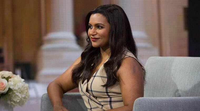 Ocean S 8 Actor Mindy Kaling If I Had To Base My Career On What White Men Wanted I Would Be Very Unsuccessful Entertainment News The Indian Express