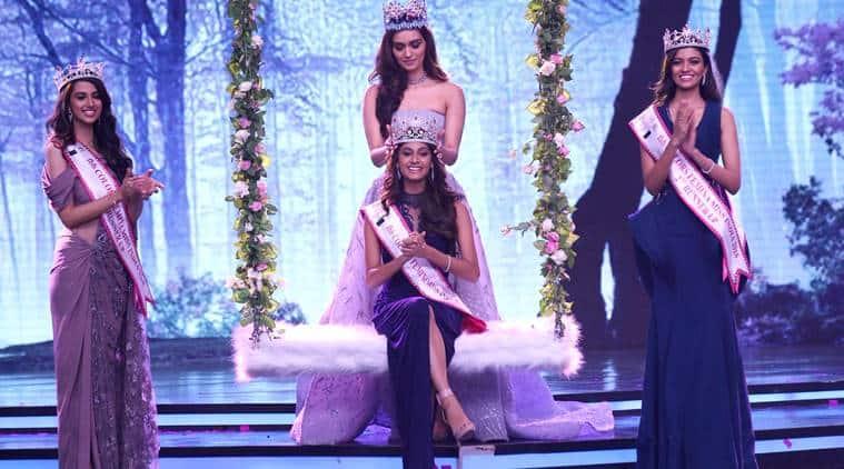 Anukreethy Vas, Anukreethy Vas miss india, miss india 2018, Femina Miss India 2018, Tamil Nadu girl Anukreethy Vas