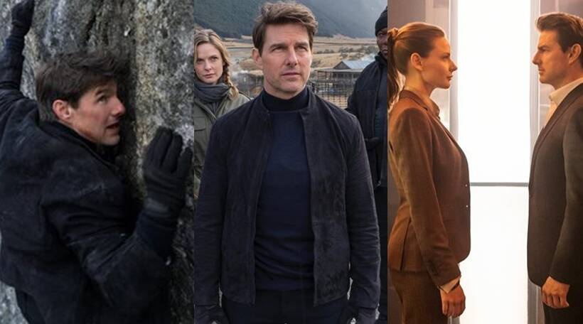 Tom Cruise Performs His Most Dangerous Stunt Yet in 'Mission: Impossible - Fallout'