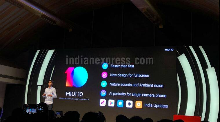 Xiaomi Redmi Y2, MIUI 10 India launch Highlights: Redmi Y2