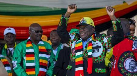 Zimbabwe rules out state of emergency after blast at President's rally
