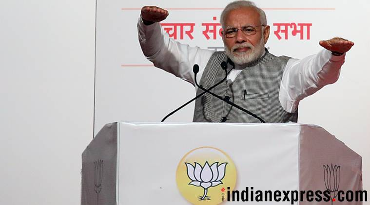 Narendra Modi in Jaipur LIVE updates: PM to meet govt scheme beneficiaries, over 3 lakh people expected at event