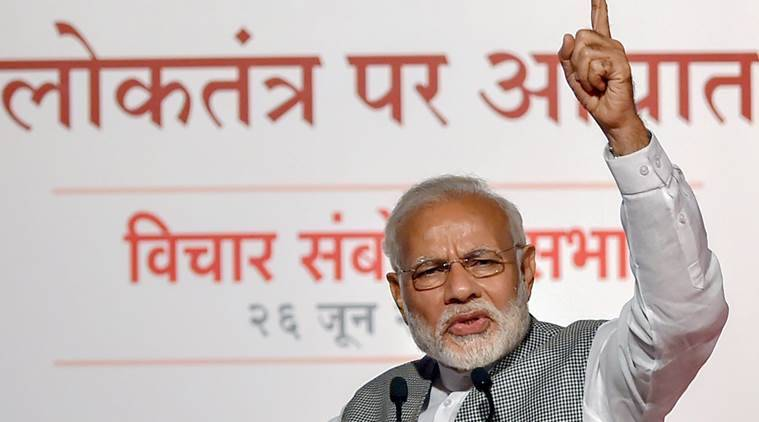 Economy in a bright spot, India growth engine of world: PM Narendra Modi