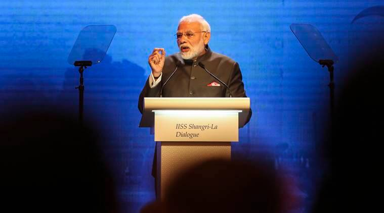 PM Modi speaks about India China relations during visit to Singapore