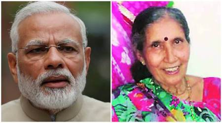 Jashodaben snubs Anandiben Patel: 'PM Modi is not unmarried, he married me, he is Ram for me'
