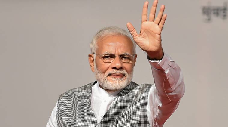 """""""I am sure this step will give a boost to the aspirations of youngsters there,"""" Prime Minister Narendra Modi said."""