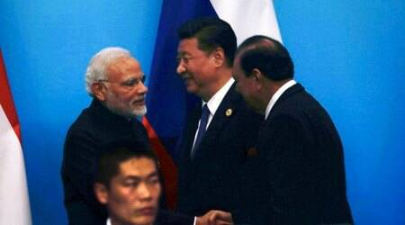 China distances itself from envoy's idea of India-China-Pakistan trilateral cooperation