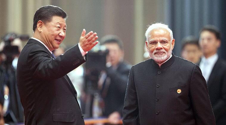 PM Modi skips Pak airspace flying to SCO summit, meeting with Xi today