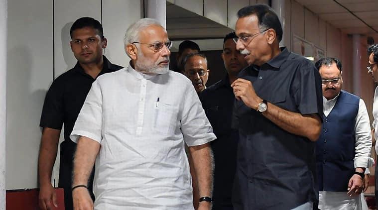 PM Modi visits Atal Bihari Vajpayee at AIIMS
