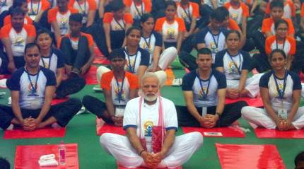 International Yoga Day LIVE: Yoga is one of the biggest global mass movements towards good health, says PM Modi