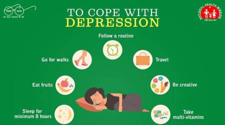 A Health Ministry poster on coping with depression has angered doctors