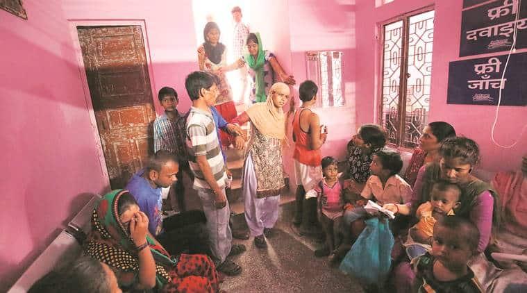Chaos at mohalla clinics due to lack  of maintenance, Urban Development Minister Satyendra Jain told