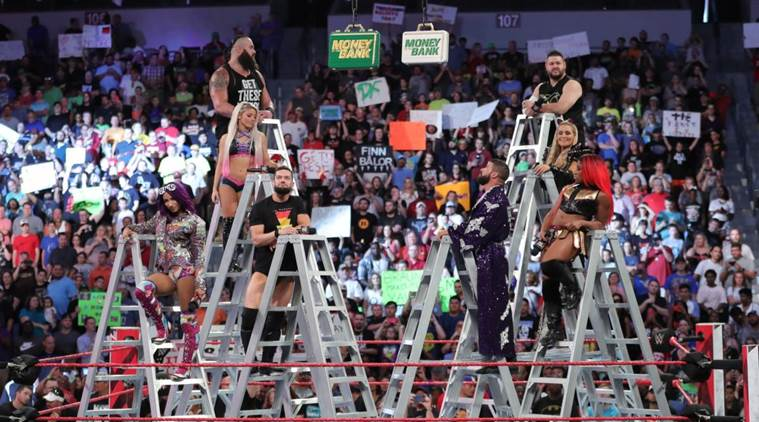 WWE Money in the Bank 2018 Live Streaming: When and where to watch WWE Money in the Bank pay-per-view Live Coverage, TV channel, Streaming