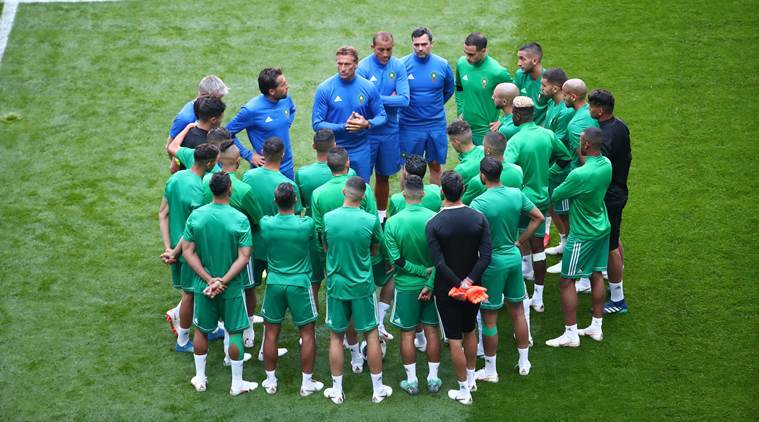d8c69ab22 FIFA Football World Cup 2018 Live Streaming: Morocco to take on Iran.  (Source: Reuters)