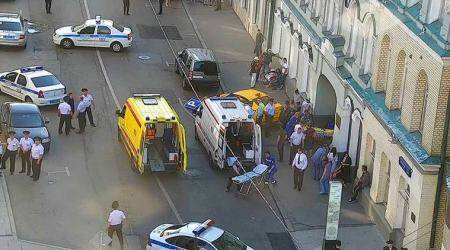 World News Wrap: Taxi ploughs into pedestrians in Moscow, injures eight