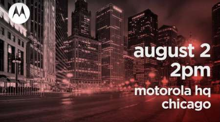 Motorola confirms August 2 event, will it launch Motorola One Power, Motorola One, Moto Z3?