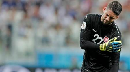 Tunisia goalkeeper Mouez Hassen out of FIFA World Cup2018