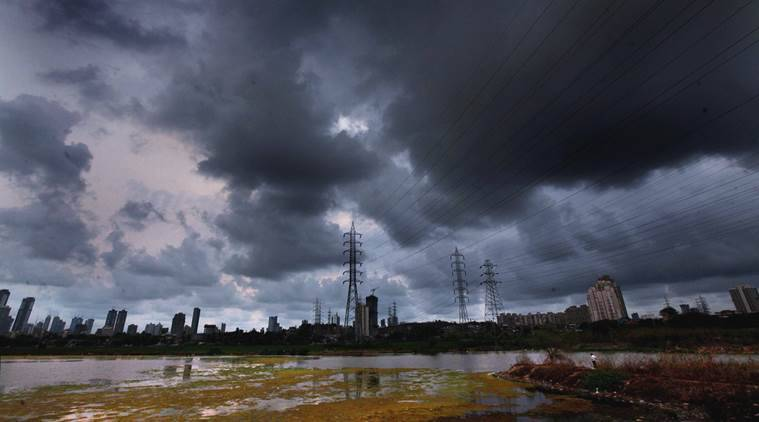 The Indian Meteorological Department has warned of more rain over the Western coast, especially in the capital, later this week. (Express photo/Pradip Das)