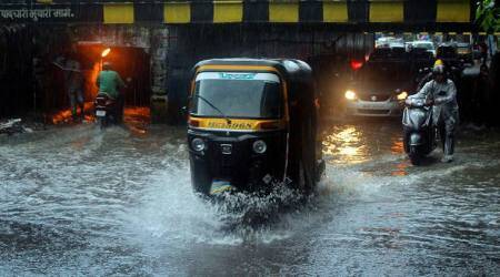 kolkata, kolkata rain, kolkata weather forecate, west bengal weather prediction, indian express