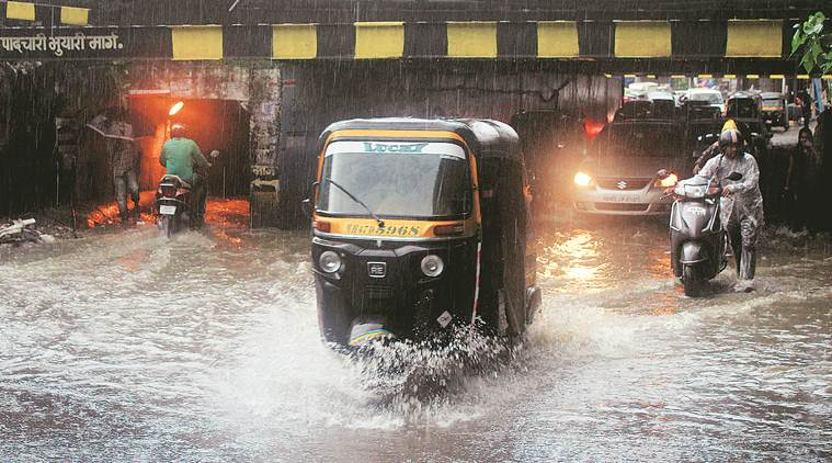 Mumbai records season's highest rainfall; claims 10 lives, disrupts traffic