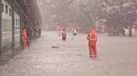 Monsoon in Mumbai: Roads waterlogged, four rain-related deaths