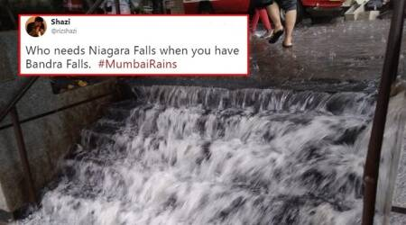 Mumbai rains: People find relief from the downpour in Twitter humour