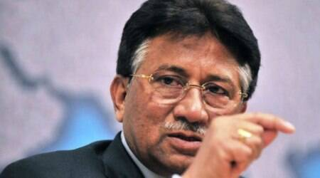 Former Pak President Musharraf says he has not quit politics, expresses intention to contest general election