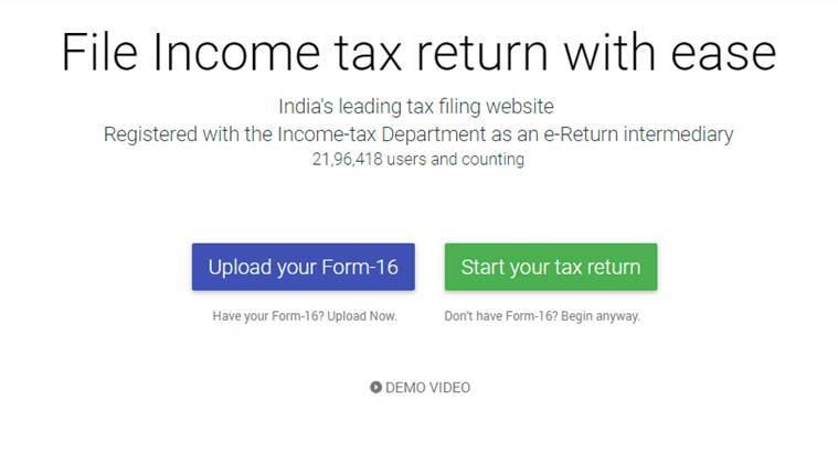 Income tax e-filing: Here are the other sites where ITR can be filed