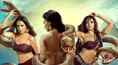 Naagin 3 first impression: The Karishma Tanna, Anita Hassanandani and Surbhi Jyoti starrer will remind you of 80s fantasy-based films