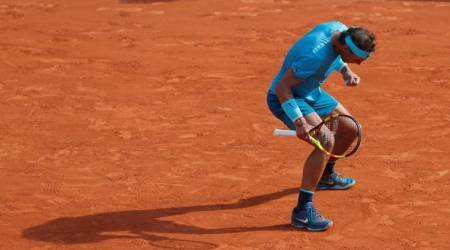 My dominance on clay is never routine, says RafaNadal