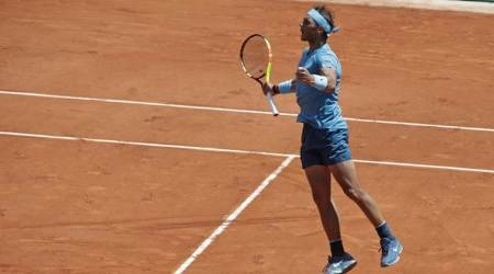 Rafael nadal, French open 2018, French open 2018 news, French open 2018 updates, sports news, tennis, Indian Express