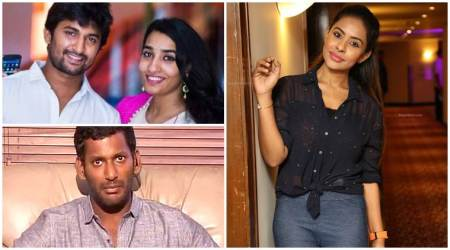Nani's wife, Vishal defend Bigg Boss Telugu host in Sri Reddy controversy