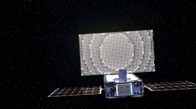 NASA CubeSats Heading Towards Mars