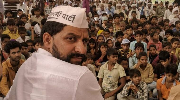 Naveen Jaihind to be AAP's CM face in Haryana elections