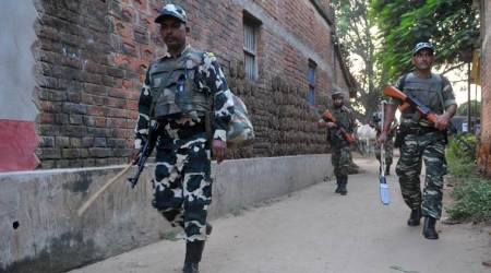 Chhattisgarh: 3 naxals gunned down by security forces in Sukmadistrict
