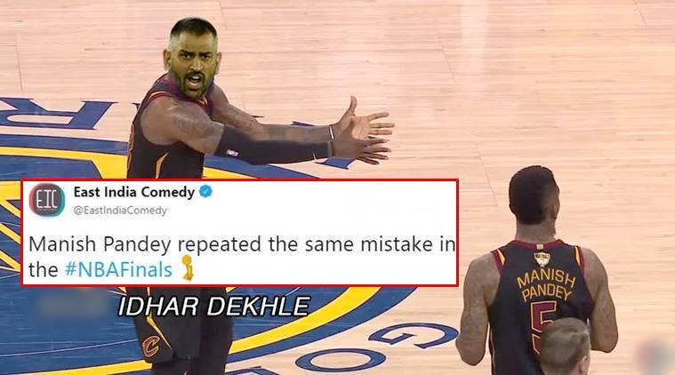 NBA Finals: LeBron James' expression is now an epic meme to describe frustrating situations ...