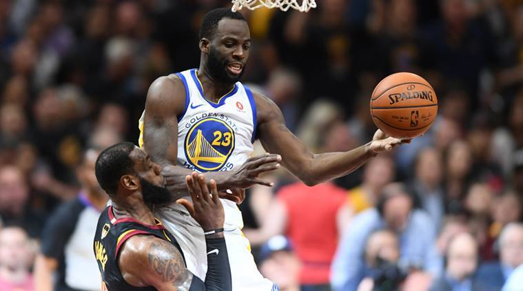 Warriors sweep away Cavaliers to repeat as National Basketball Association  champions