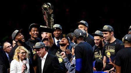 NBA Finals Game 4, Cleveland Cavaliers vs Golden State Warriors: Warriors beat Cavs 108-85 to win title in a clean-sweep