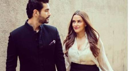 Neha Dhupia opens up about her wedding: Angad Bedi proposed marriage in front of my parents