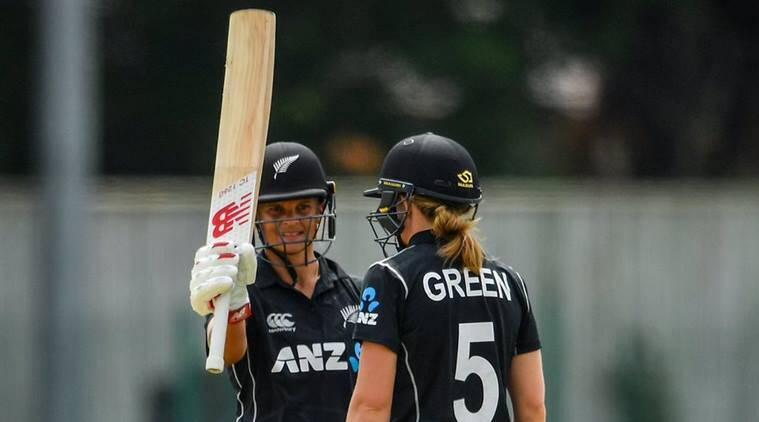White Ferns smash world record total