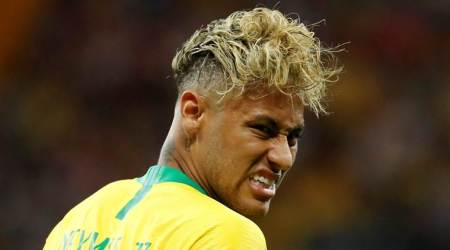 FIFA World Cup 2018: Subdued Neymar kept in check