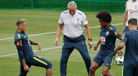 FIFA World Cup 2018: Neymar returns to training, Brazil guarantees he's ready