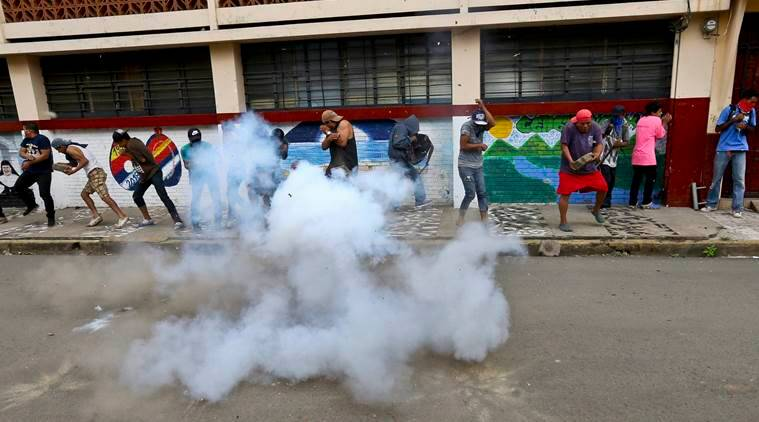 US citizen killed in Nicaragua amid unrest