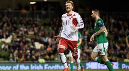 FIFA World Cup 2018: Nicklas Bendtner breaks silence on Denmark disappointment