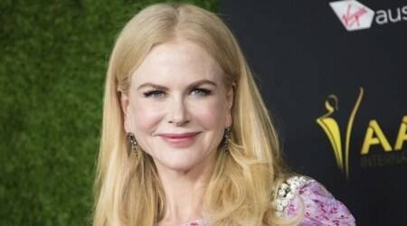 Nicole Kidman: Being married to Tom Crusie kept me from being sexually harassed